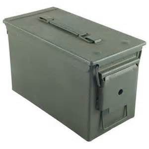 Ammo Can - 50 Cal - SHIPPING INCLUDED