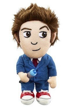 10th Doctor talking plush