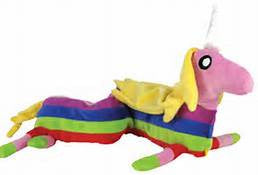"Lady Rainicorn 19"" Plush"