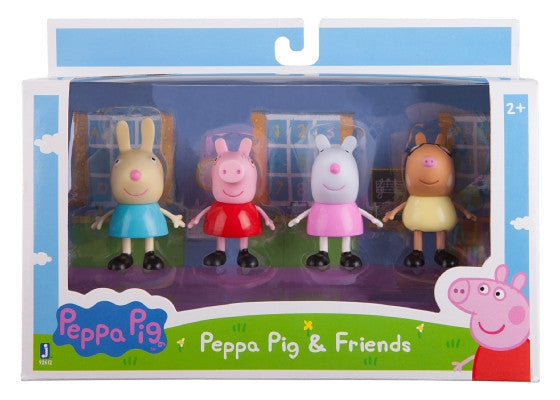 Peppa Pig and Friends Pack