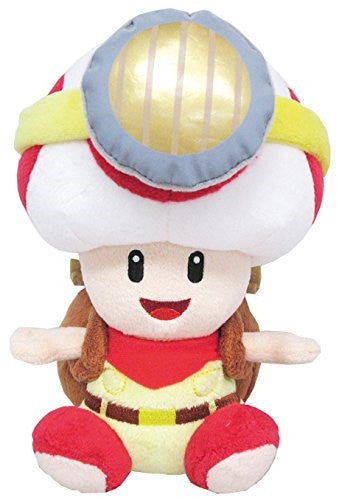 Captain Toad Sitting 7""