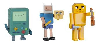 "Adventure Time 2.75"" Pixel-Figure Pack"