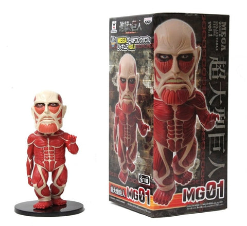 "Colossal Titan 5"" Figure"