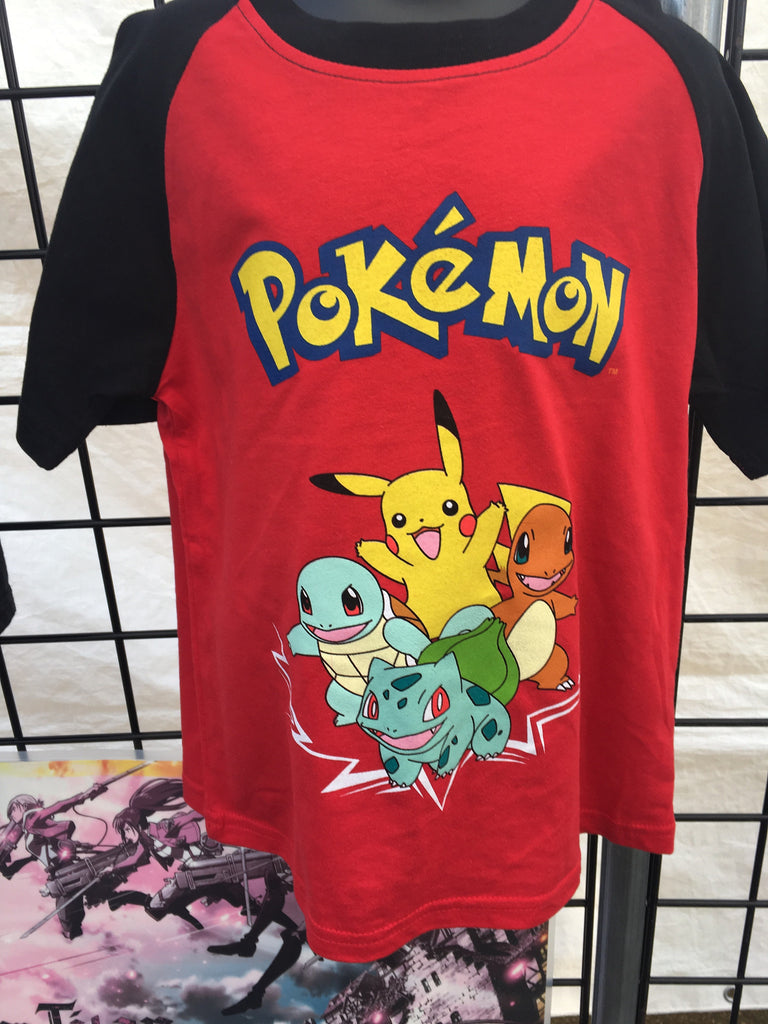 Pokémon toddler shirt