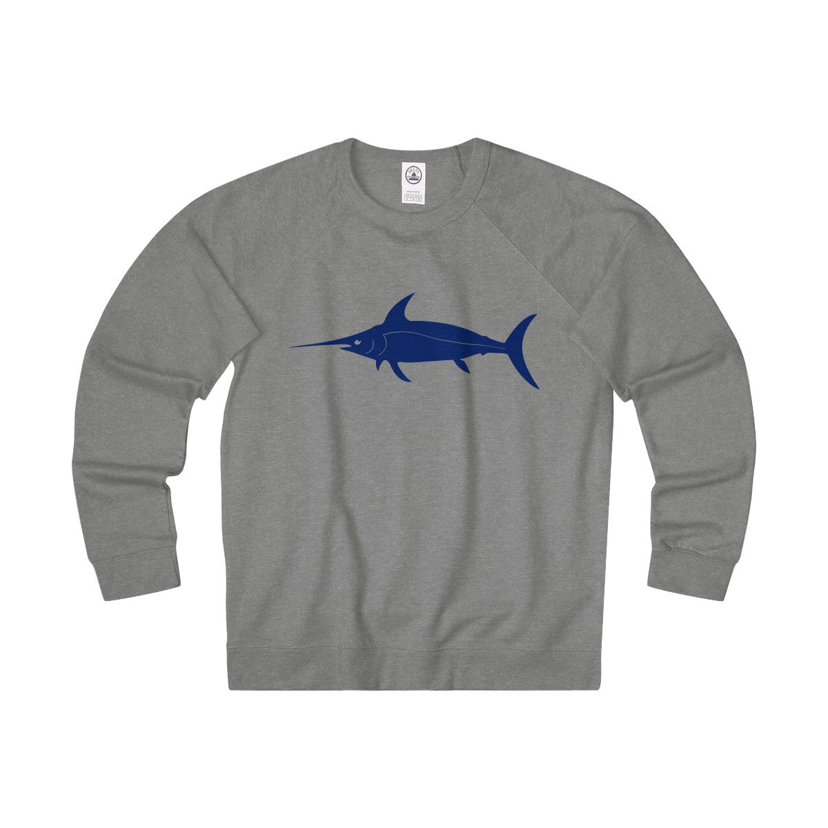 Miramar® Swordfish Collection Adult Unisex French Terry Long Sleeve