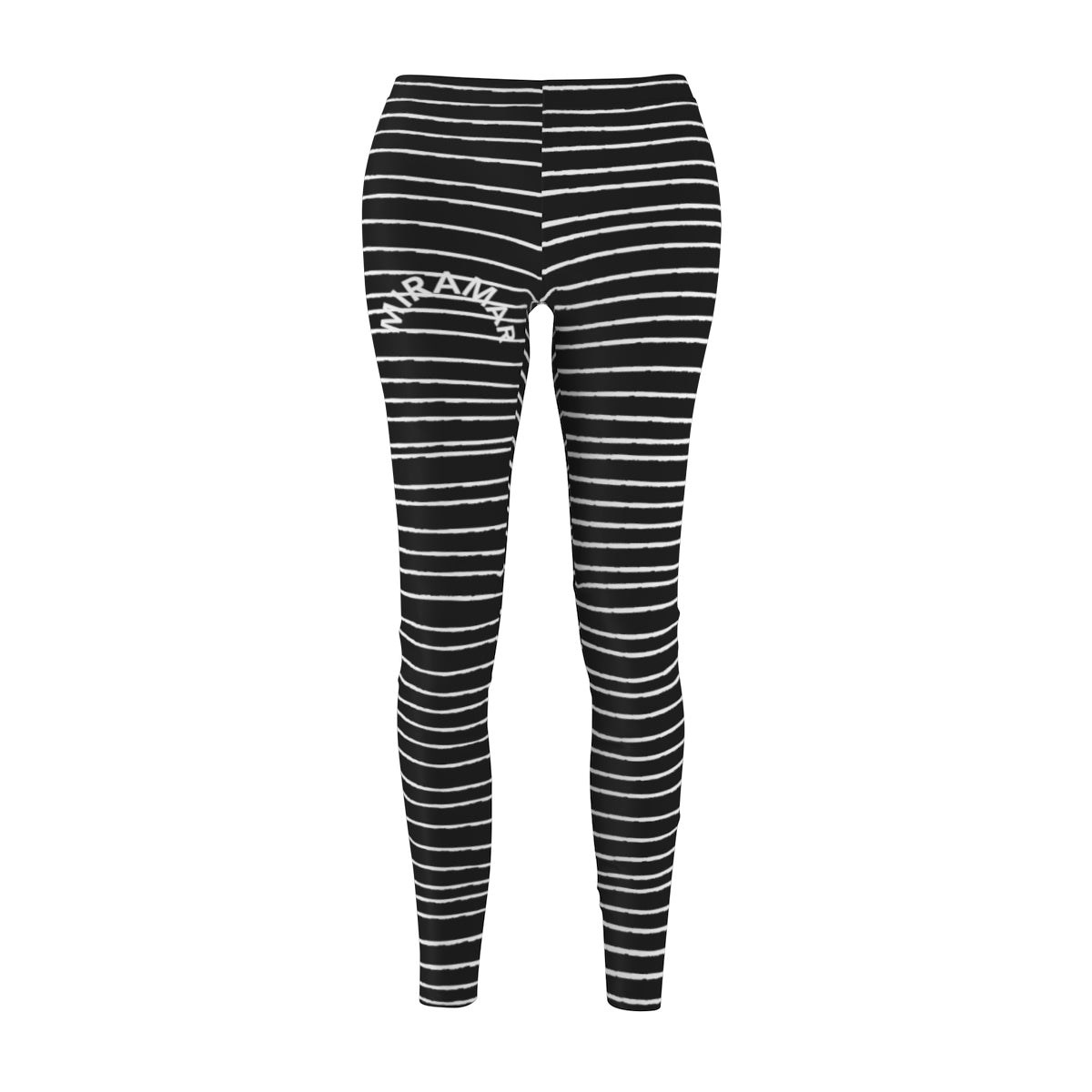 Miramar® Signature Collection Zebra Style Leggings