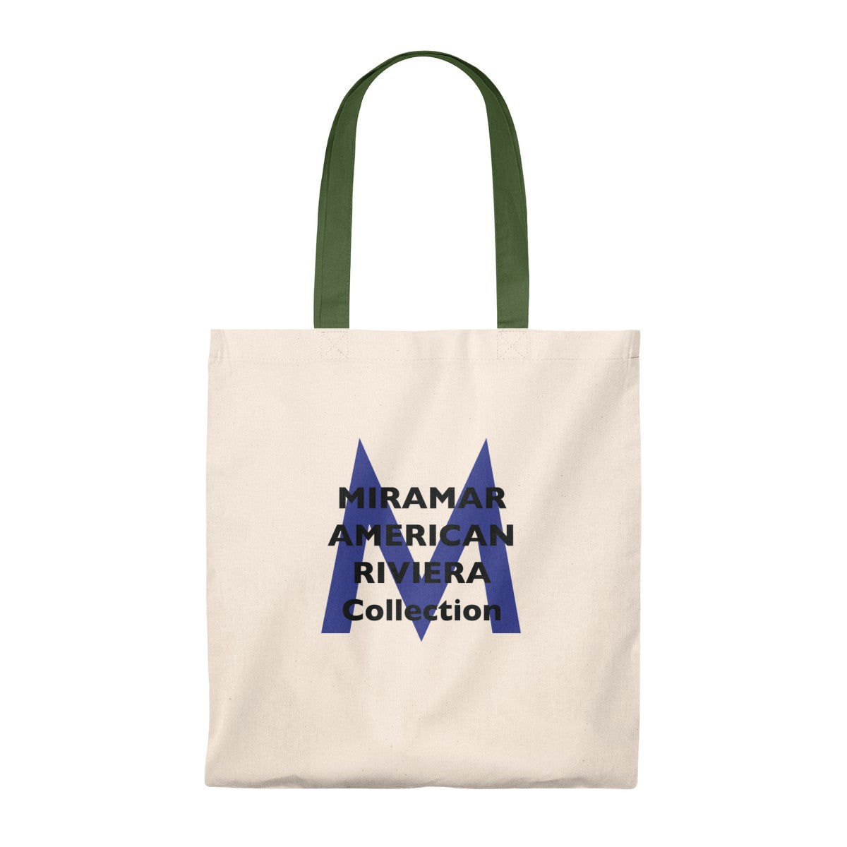 Miramar® American Riviera Collection  Tote Bag - Vintage