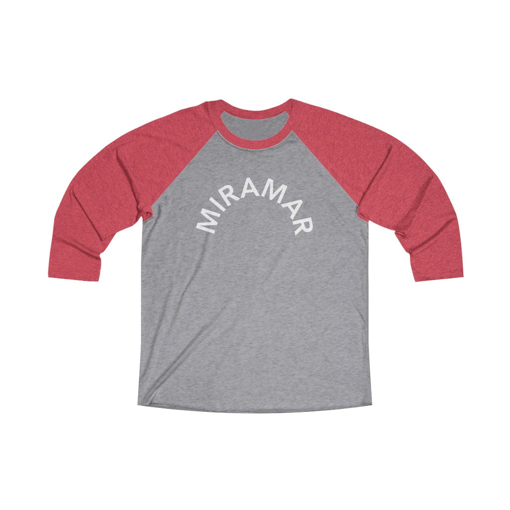 Miramar® Signature Collection Tri-Blend Unisex Long Sleeve