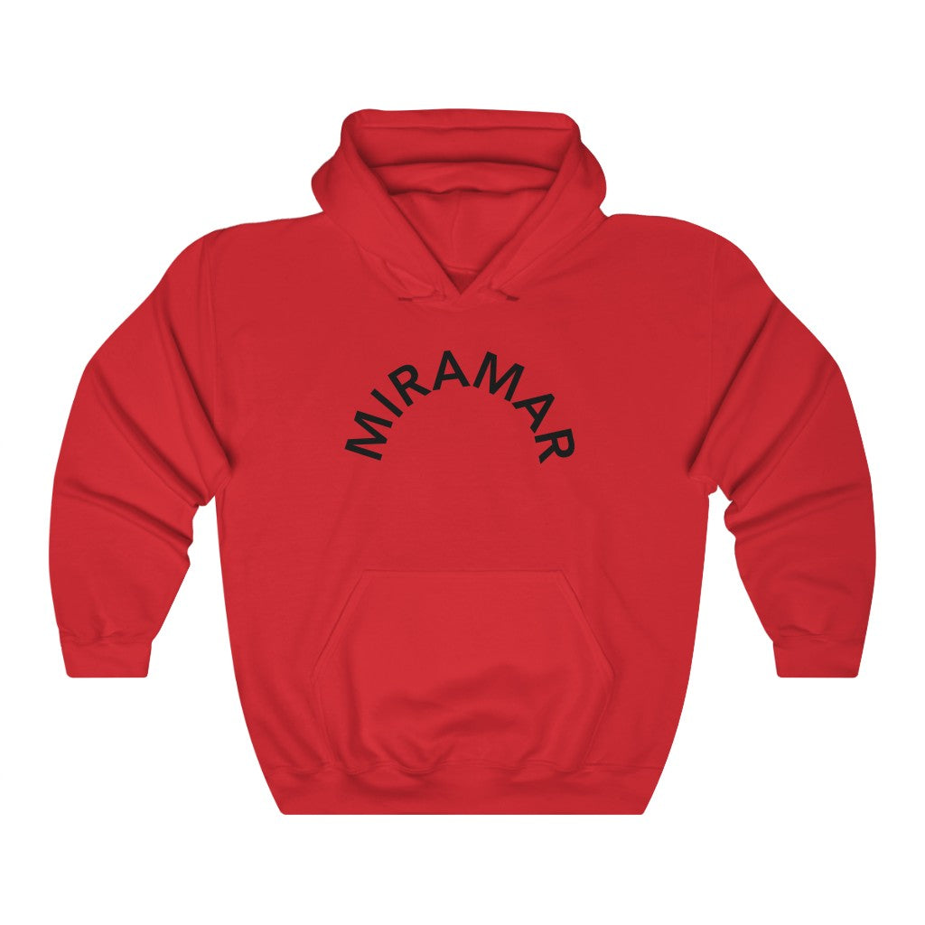 Miramar® Signature Collection Unisex Hooded Sweatshirt