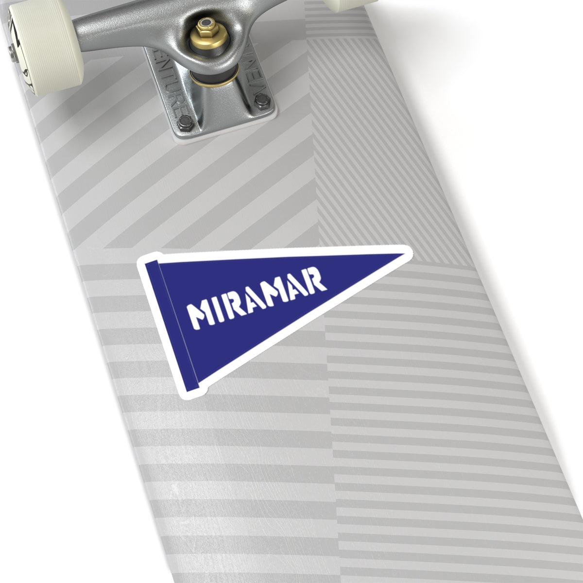 Miramar® Flag Kiss-Cut Stickers