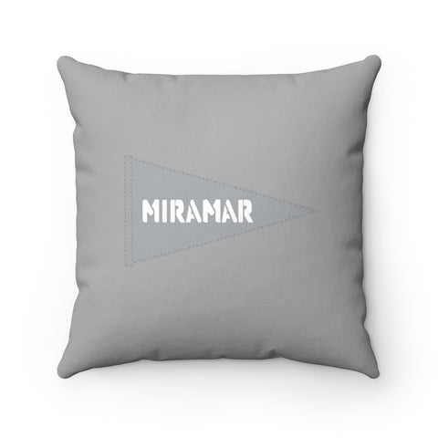 Miramar Fernald Square Pillow