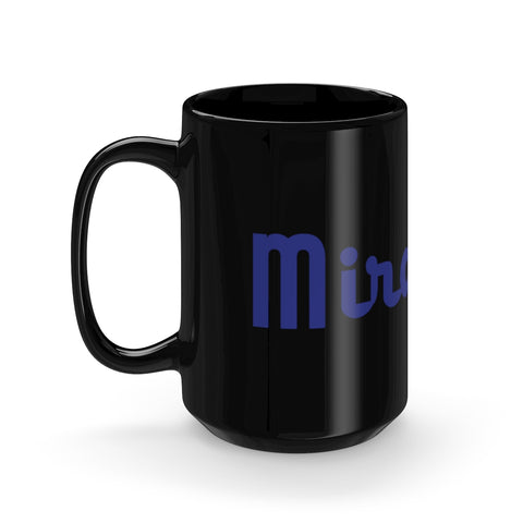 Miramar® Black Mug 15oz