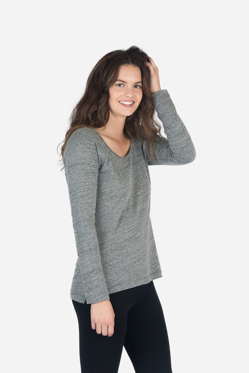 Cecilia Jersey Scoop Neck