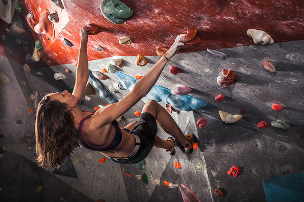Climbing Types and Grades Explained