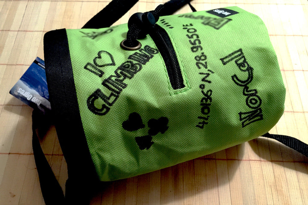Customize your Chalk Bag