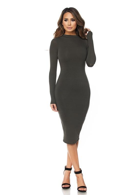 Sheana Midi Dress - Dress - Marsia