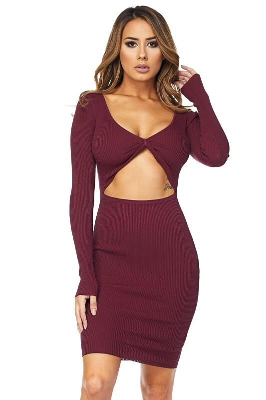 Camilla Center Clip Dress