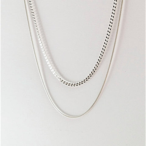 Envy necklace (Silver or Gold plated) - BACK IN STOCK!