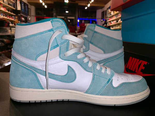 "Size 11 Air Jordan 1 ""Turbo Green"""
