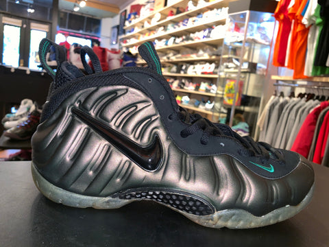 "Size 10 Foamposite Pro ""Gym Green"""