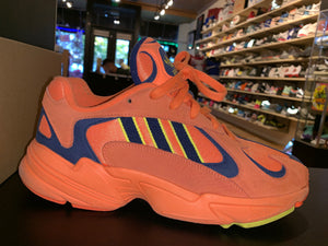 "Size 8.5 Adidas Yung-1 ""Orange"""
