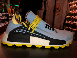 "Size 12 Human Race Pharrell Inspiration ""Clear Sky"" Brand New"