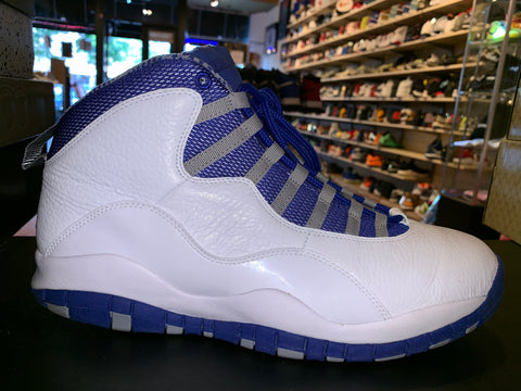 "Size 12 Air Jordan 10 ""Old Royal"""