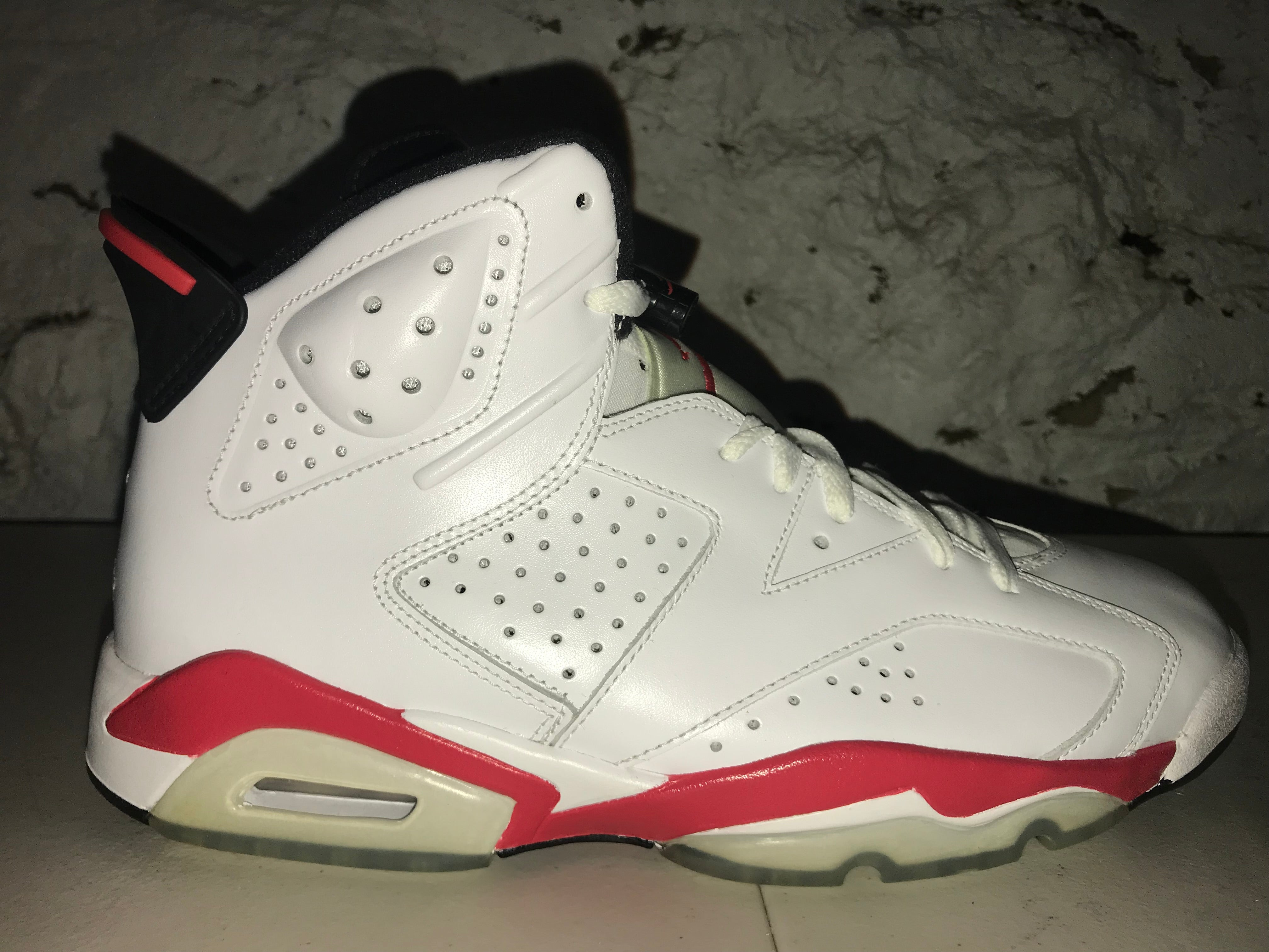 super popular 2480a ff66f cheapest air jordan 6 retro olympic 2012 new original 0ea3b 65cb7   authentic size 10 air jordan 6 infrared brand new aba89 4190c