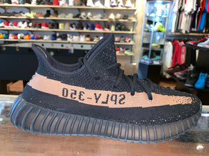 "Size 8.5 Adidas Yeezy Boost 350 V2 ""Copper"""