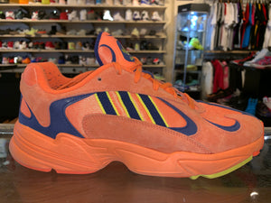 "Size 11 Adidas Yung-1 ""Orange"""