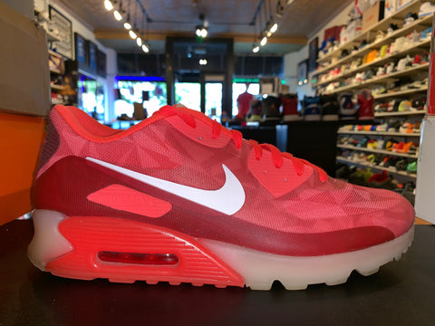 "Size 13 Air Max 90 ""Red Ice"""