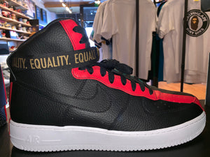 "Size 14 Air Force 1 High ""Black History Month"" Brand New"