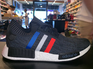 "Size 11.5 Adidas NMD_R1 Tri-Color ""Black"" Brand New"