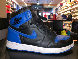 "Size 9 Air Jordan 1 ""Royal"""