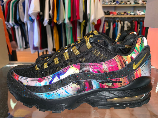 "Size 3.5Y Air Max 95 ""Caribana"" Brand New"