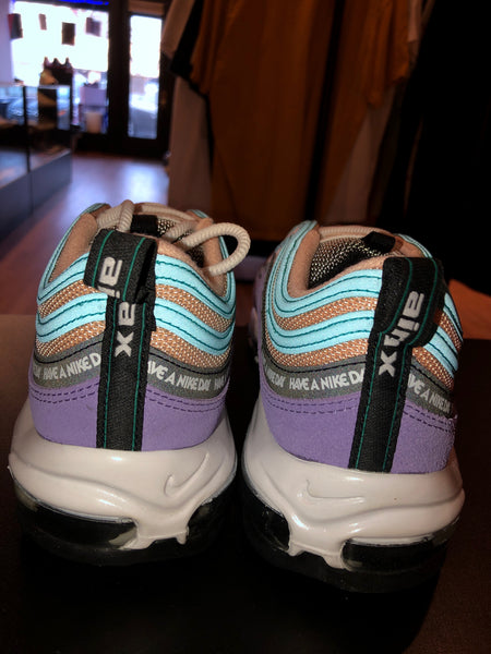 "Size 9.5 Air Max 97 ""Have a Nike Day"" Brand New"