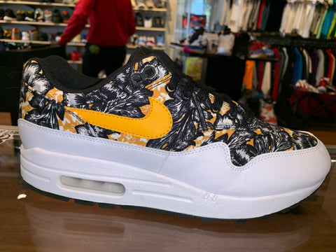 "Size 8.5 (10W) Air Max 1 ""Tropical Forest"""