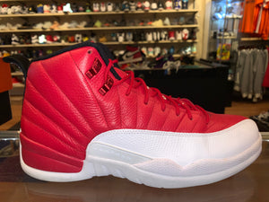 "Size 13 Air Jordan 12 ""Gym Red"""