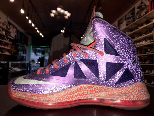 "Size 10 Lebron 10 AS ""Area 72"""
