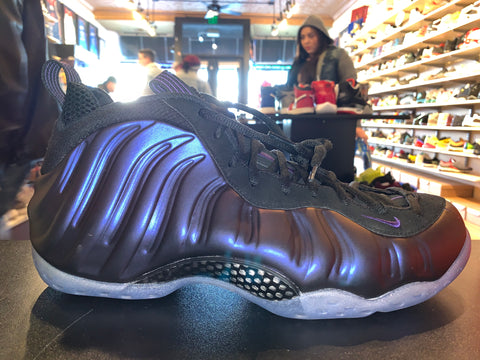 "Size 12 Foamposite One ""Eggplant"" Brand New"