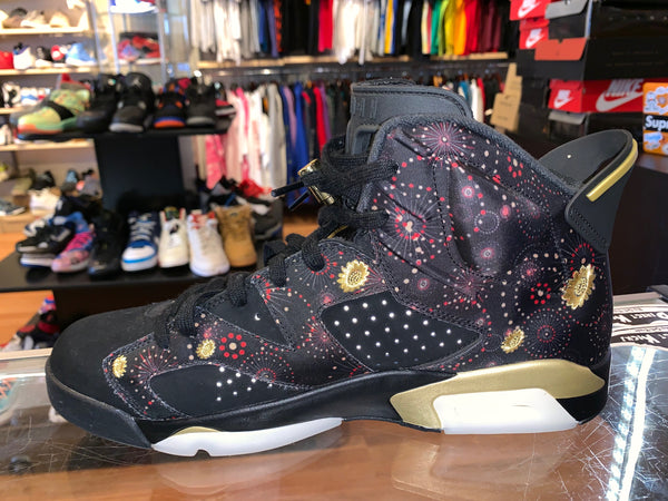 "Size 13 Air Jordan 6 ""Chinese New Year"""