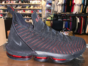 "Size 13 Lebron 16 ""Bred"""