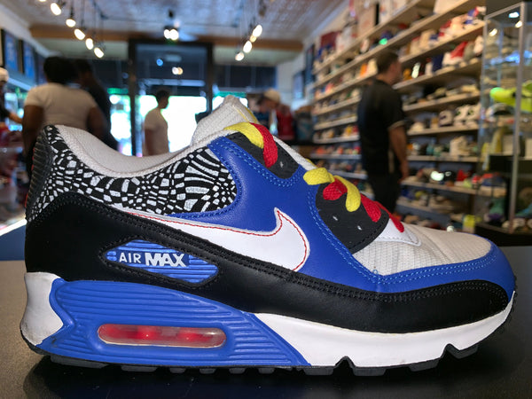 Size 7 Air Max 90 Leather