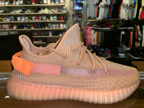 "Size 8.5 Adidas Yeezy Boost 350 V2 ""Clay"" Brand New"