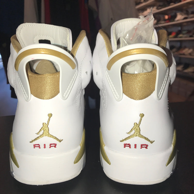 "Size 11 Air Jordan 6 ""GMP"" Brand New"