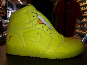 "Size 10 Air Jordan 1 Gatorade ""Cyber"" Brand New"