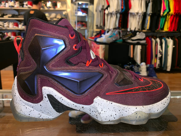 "Size 8.5 Lebron 13 ""Written in the Stars"" Promo Sample"