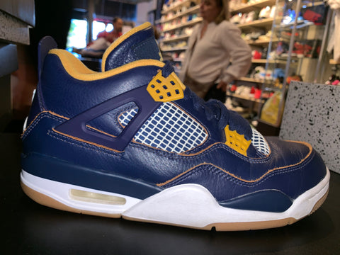 "Size 9.5 Air Jordan 4 ""Dunk From Above"""