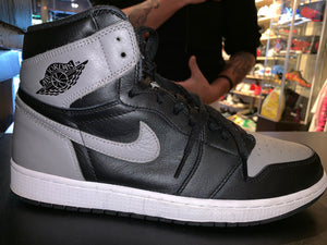 "Size 12 Air Jordan 1 ""Shadow"""