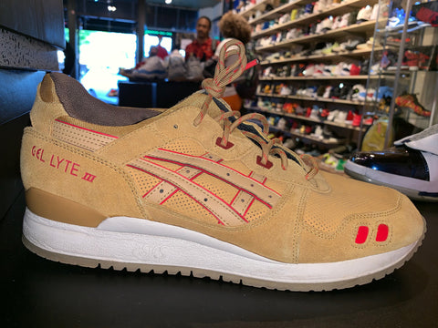 "Size 12.5 Asics Gel Lyte III ""Outdoors"""